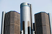 The General Motors world headquarters building is shown September 17 2015 in Detroit Michigan Mary Barra Chief Executive Officer of General Motors...