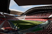The general view of the Toyota Stadium on December 9 2012 in Toyota Japan