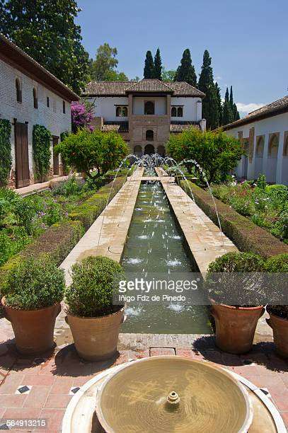 Generalife Gardens Stock Photos and Pictures  Getty Images