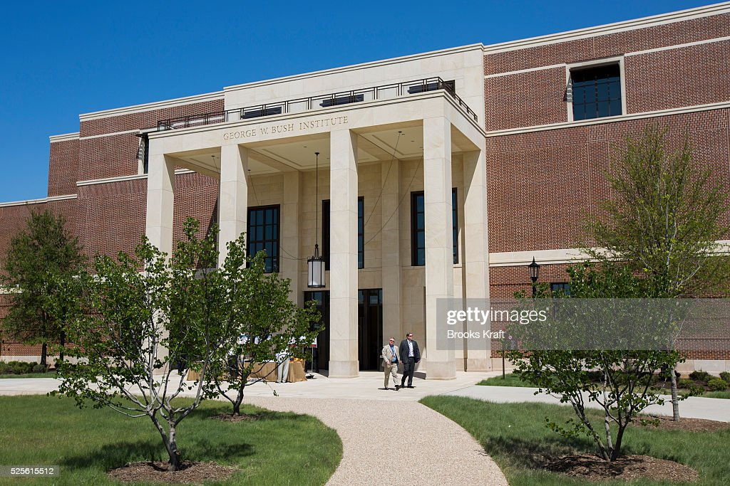 George W Bush Presidential Center Stock Photos and Pictures