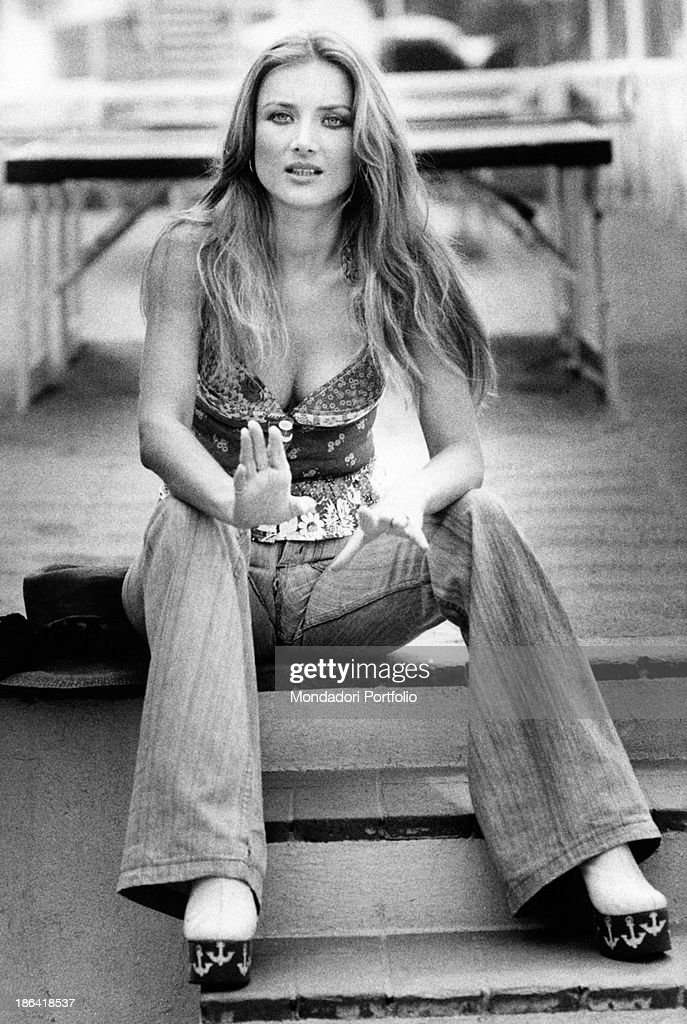 Barbara Bouchet Getty Images