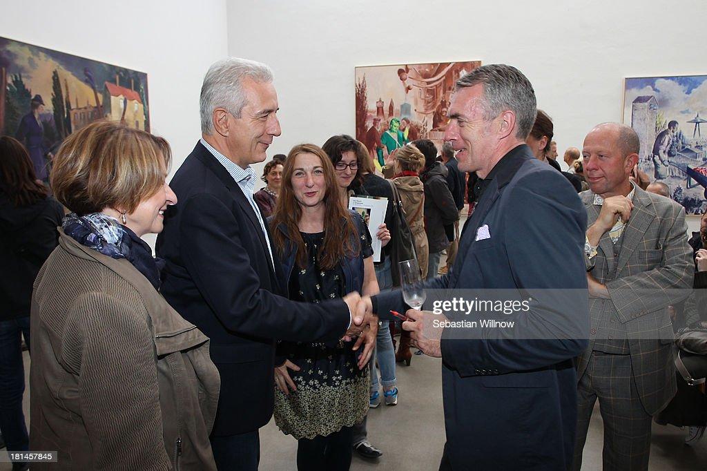 Spinnerei Hosts Autumn Gallery Tour