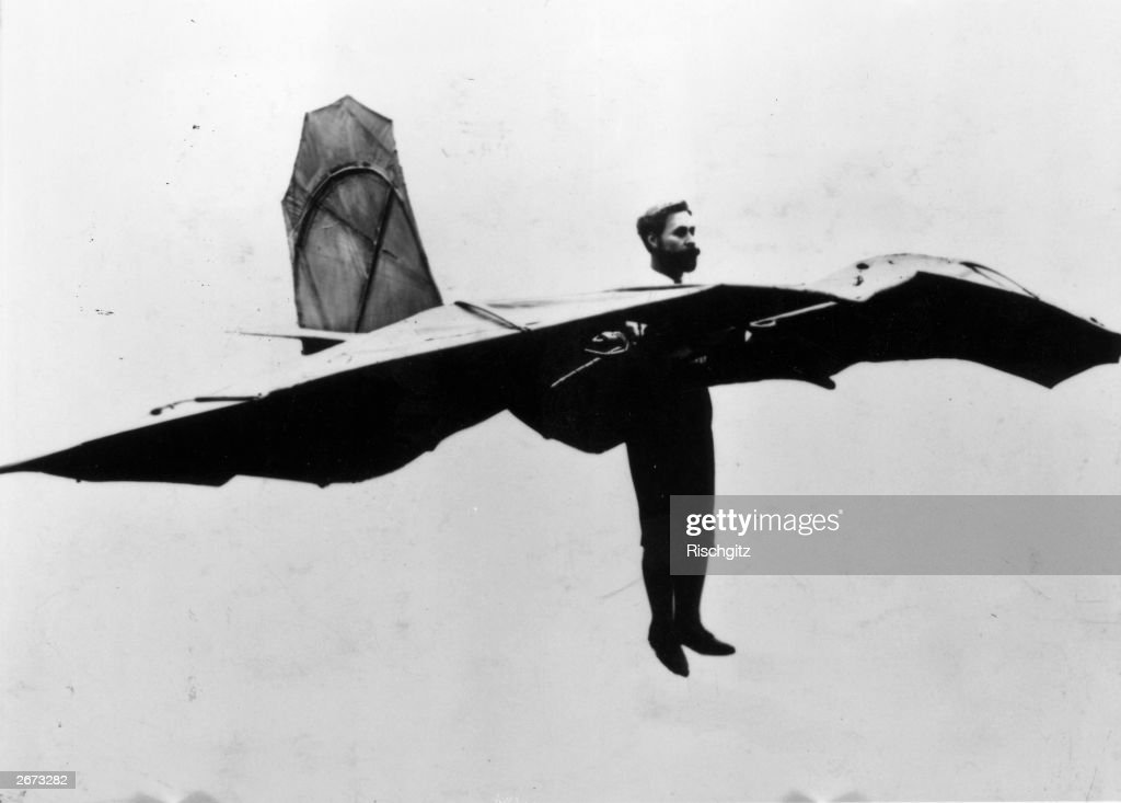 Otto lilienthal first gliders apologise