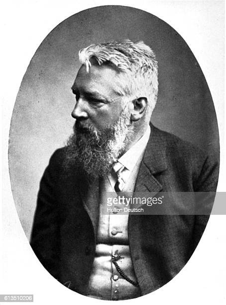 The German chemist Wilhelm Ostwald He was awarded a Nobel prize in 1909 for his work on chemical equilibrium