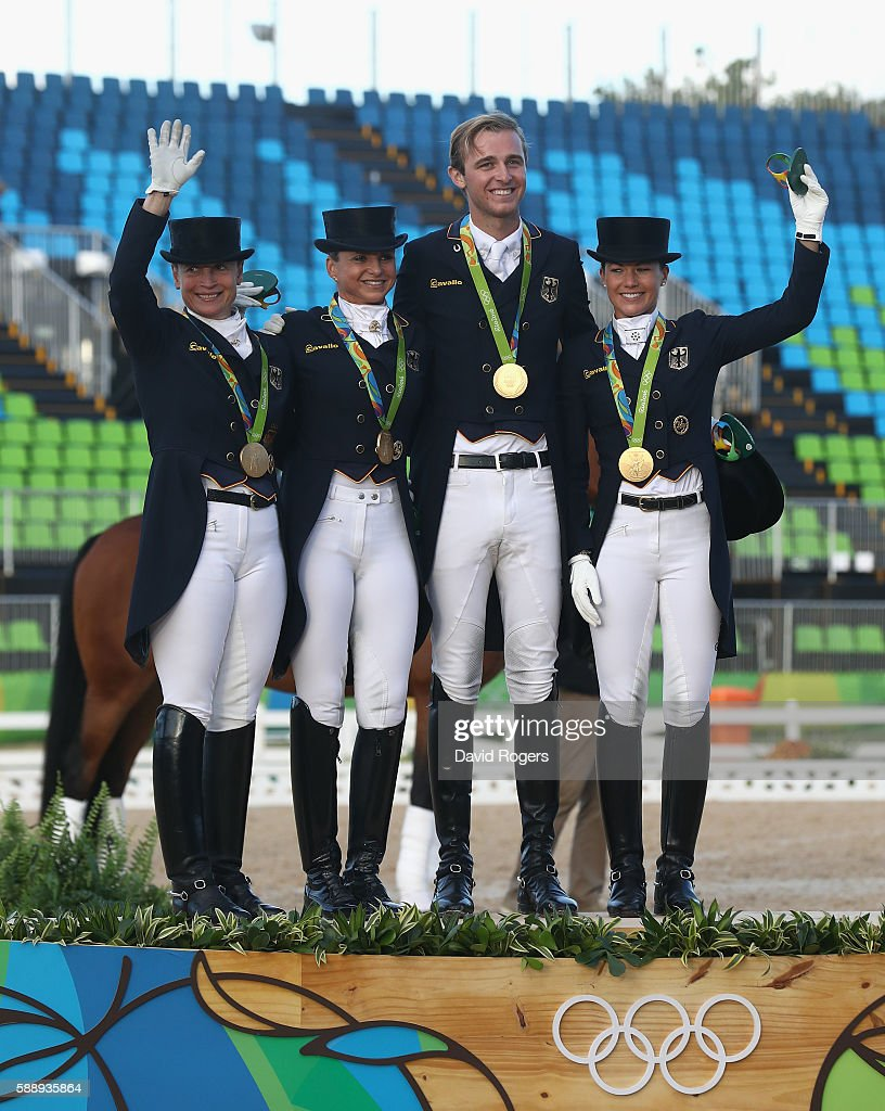 Equestrian - Olympics: Day 7