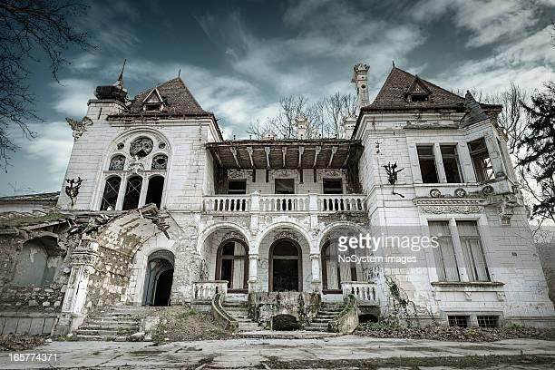 El fantasma de la casa