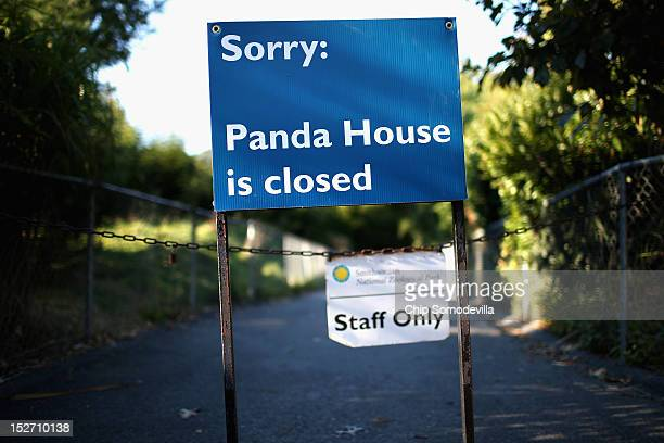 The giant panda house at the Smithsonian National Zoological Park remains closed the day after the death of a sixdayold panda cub at the zoo...