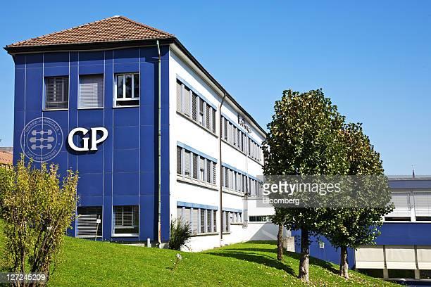 The GirardPerregaux wristwatch production site is seen in La ChauxdeFonds Switzerland on Monday Sept 26 2011 GirardPerregaux the 220yearold Swiss...