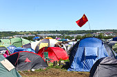 The Glastonbury Festival 2011