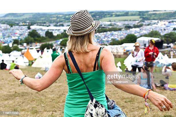 The Glastonbury Festival 2011