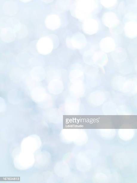 The glitter of precious stones