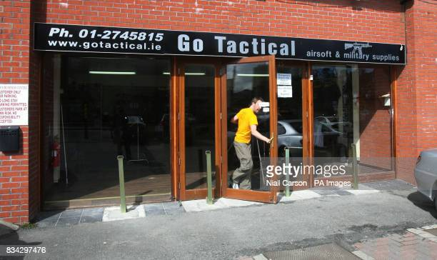 The Go Tactical airsoft shop in Bray County Wicklow