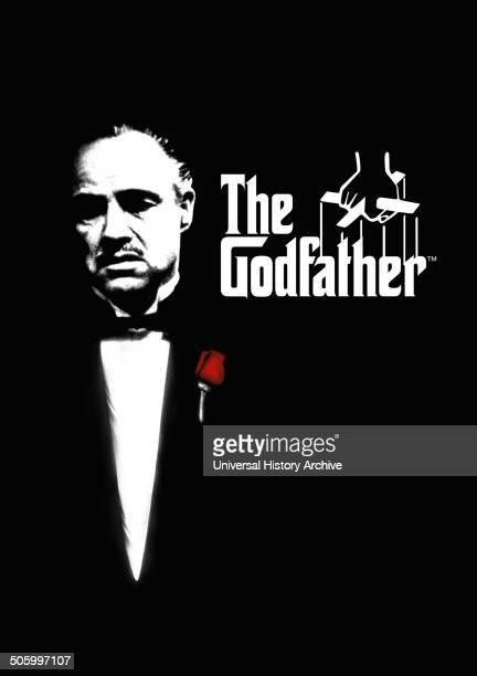 'The Godfather' a 1972 American crime film starring Marlon Brando and Al Pacino