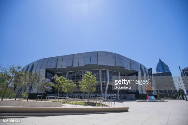 The Golden 1 Center stands in downtown Sacramento California US on Tuesday June 6 2017 As the cost of daily life tests the bounds of gravity in San...