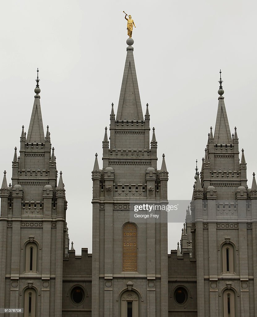 Image result for the mormon church  getty images