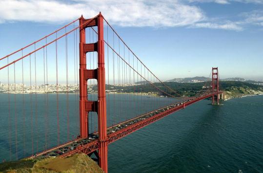 Credible Threat Of Terrorist Attacks On Bridges In California : News Photo