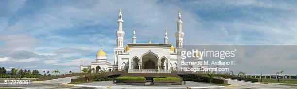 The Golden Mosque of Cotabato