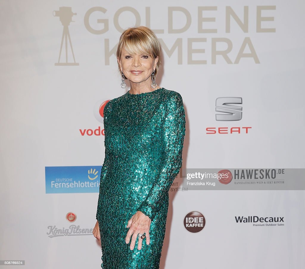 the Goldene Kamera 2016 on February 6, 2016 in Hamburg, Germany.