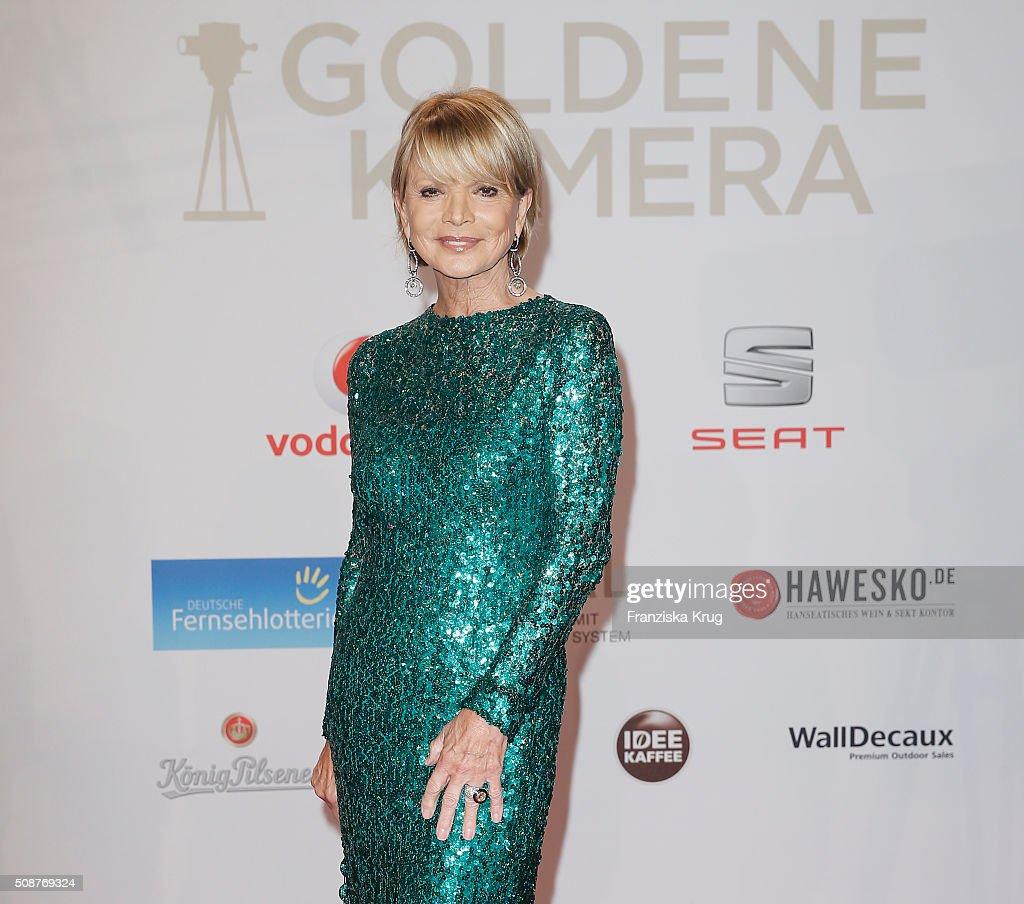 the Goldene Kamera 2016 on February 6, 2016 in Hamburg, Germany.