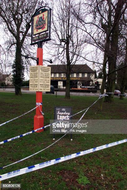 The Good Companions pub in Hamsey Green South Croydon Two men died on the night of Saturday 9 february 2002 after suffering gunshot wounds while a...