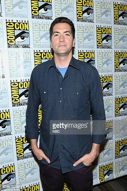 DIEGO 2016 'The Good Place' Press Room Pictured Drew Goddard Executive Producer