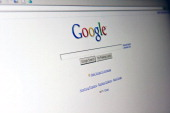 The Google search page appears on a computer screen in Washington on August 30 2010 AFP PHOTO/Nicholas KAMM