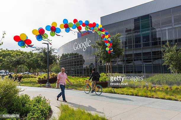 The Googleplex is the corporate headquarters complex of Google Inc located in Mountain View California