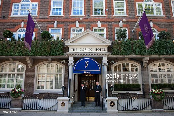 The Goring Hotel is a luxury 5star hotel in London England It is located near Buckingham Palace