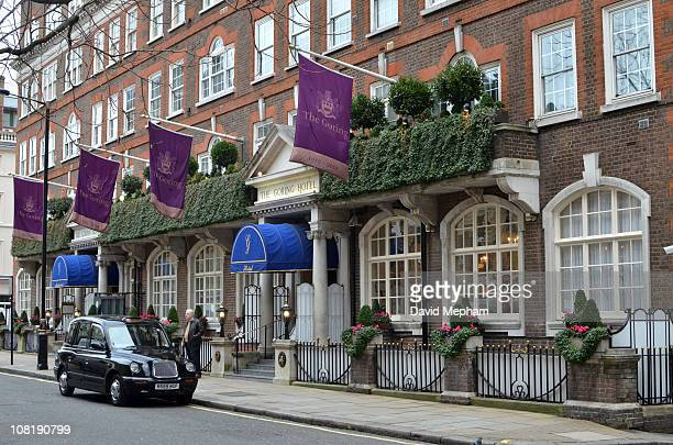 The Goring Hotel rumoured to be the hotel Kate Middleton her friends and family are due to stay the night before the wedding on January 20 2011 in...