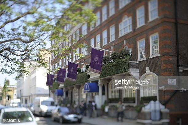The Goring Hotel Victoria on July 28 2014 in London England