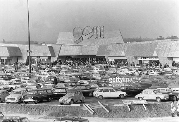 The GOULETTURPIN supermarket in Reims the first supermarket outside of Paris opened its doors on October 21 1969 This supermarket chain created by...