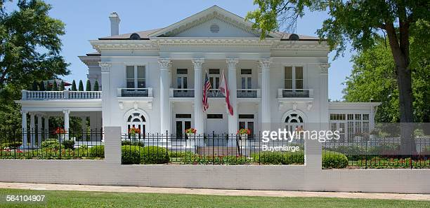 The Governor Mansion in Montgomery Alabama