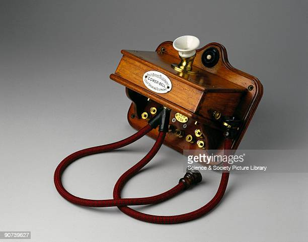 The GowerBell telephone was the standard telephone issued by the Post Office when it entered the telephone business in the early 1880s offering a...