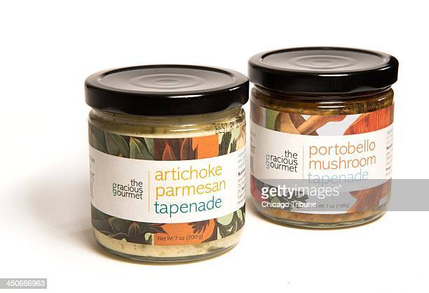 The Gracious Gourmet does a classic tapenade of olives capers and olive oil