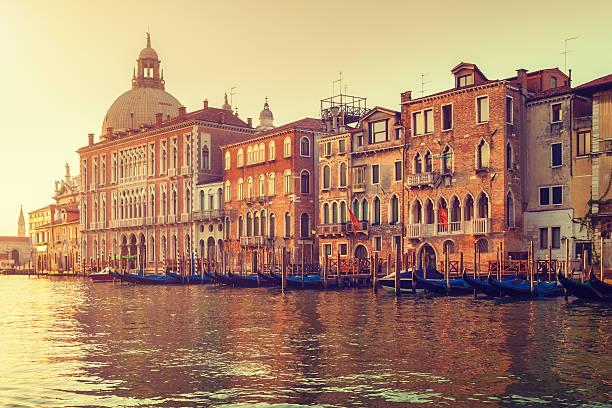 ヴェネツィアの夕暮れ時