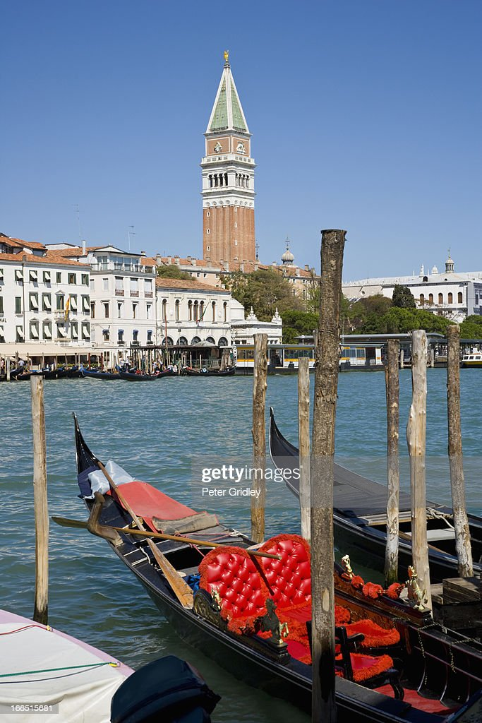 The Grand Canal, Venice : Stock Photo