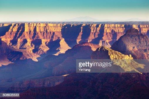 The Grand Canyon North Rim Scenic Landscape4 : Stock Photo