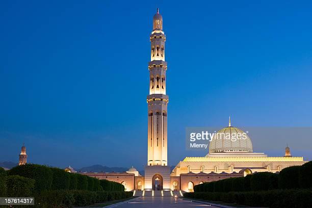 The Grand Mosque Sultan Qaboos Oman