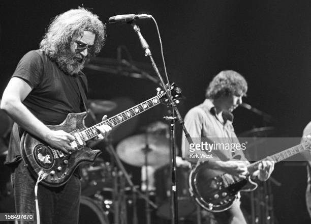 The Grateful Dead perform at the Uptown Theater Chicago Illinois August 19 1980