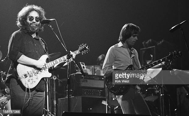The Grateful Dead perform at the Uptown Theater Chicago Illinois January 31 1978
