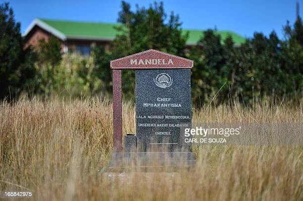Mandela Grave