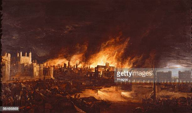 the fire of london 1666 In 1666, when london had hardly recovered from an epidemic of plague which  had claimed tens of thousands of lives, it was stricken by an enormous fire.