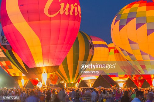 The Great Forest Park Balloon Race