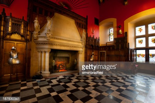 The Great Hall of Edinburgh Castle