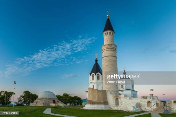 The Great Minaret, Bolgar, Tatarstan, Russia