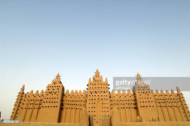 The Great Mosque of Djenne is the largest mud brick building in the world with definite Islamic influences The mosque is located in the city of...