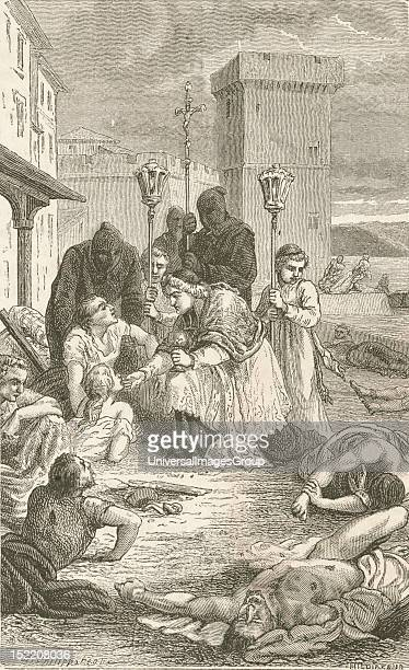 The Great Plague was the last major epidemic of the bubonic plague to occur in the Kingdom of England