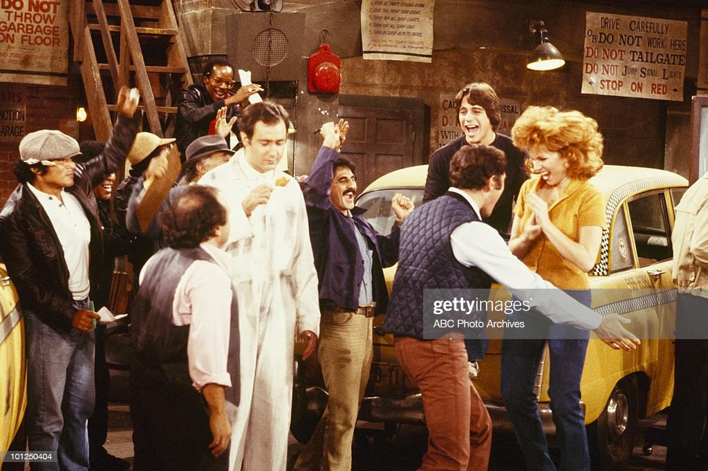 TAXI - 'The Great Race' - Airdate November 6, 1979. (Photo by ABC Photo Archives/ABC via Getty Images) DANNY