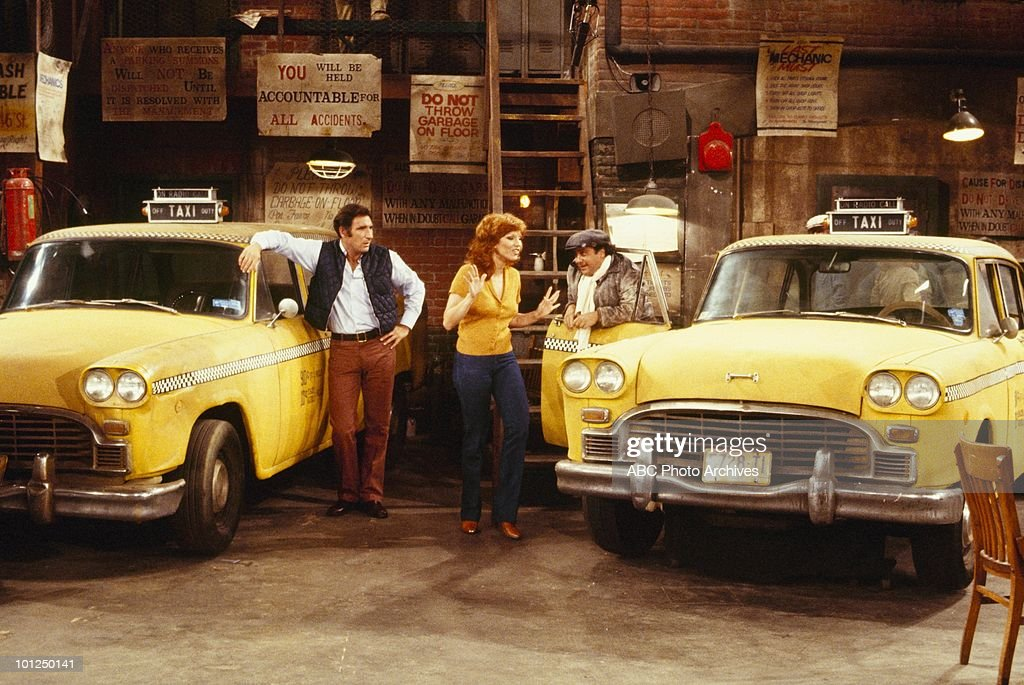 TAXI - 'The Great Race' - Airdate November 6, 1979. (Photo by ABC Photo Archives/ABC via Getty Images) JUDD