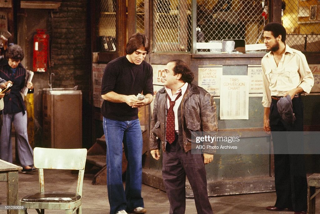 TAXI - 'The Great Race' - Airdate November 6, 1979. (Photo by ABC Photo Archives/ABC via Getty Images) TONY